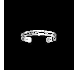 Bracelet Les Georgettes Les Essentielles Vibrations, finition argentée, 8mm