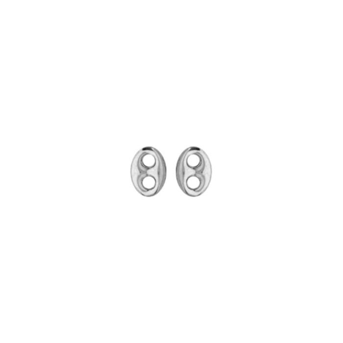 Boucles d'oreilles GRAIN DE CAFE