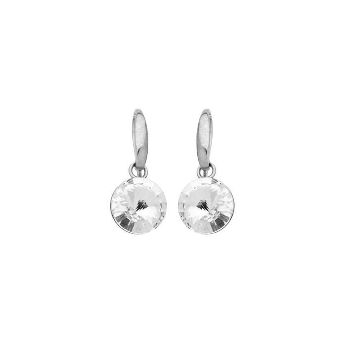 boucles d'oreilles pendantes swarowski